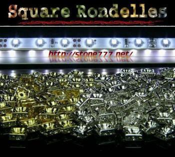 ロンデルばら売り「スクエア ロンデル」正方形型