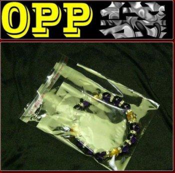 シール付きOPP袋10枚(100mm×120mm)