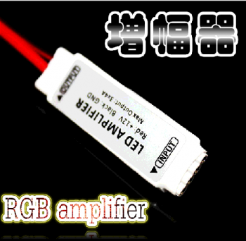 RGB用LEDテープライト 増幅器