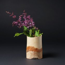 白樺花器 (typeA)