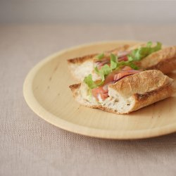 パン皿 M (18cm)
