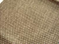 バンダナキャップ 和風 鹿の子柄 グリーン 綿100% 日本製