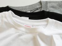 耐久性に優れた地厚Tシャツ(6.6オンス)