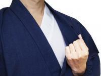 作務衣におすすめのTシャツ肌襦袢(半袖・袖なし) ポリエステル混合