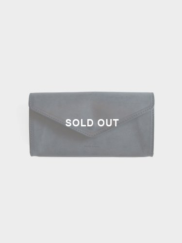 【Hender Scheme】LONG WALLET (NAVY)_main
