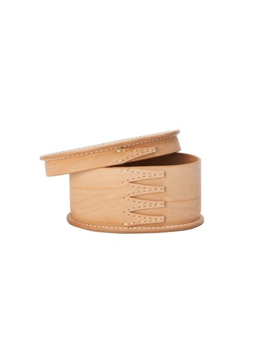 【Hender Scheme】SHAKER OVAL BOX S (NATURAL)_1