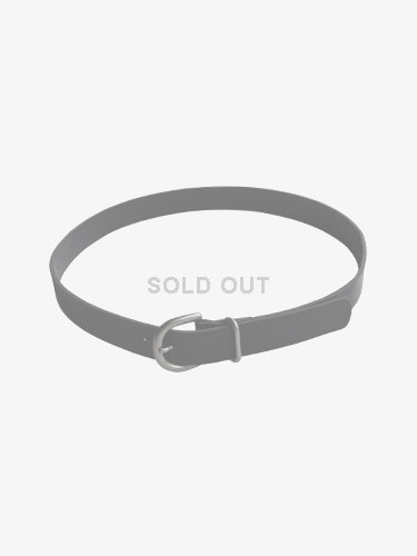 【Hender Scheme】TANNING BELT (BLACK)_main
