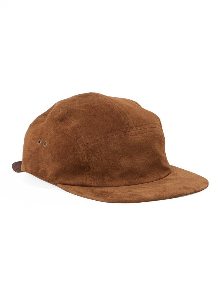 【Hender Scheme】WATER PROOF PIG JET CAP (KHAKI BROWN)_main