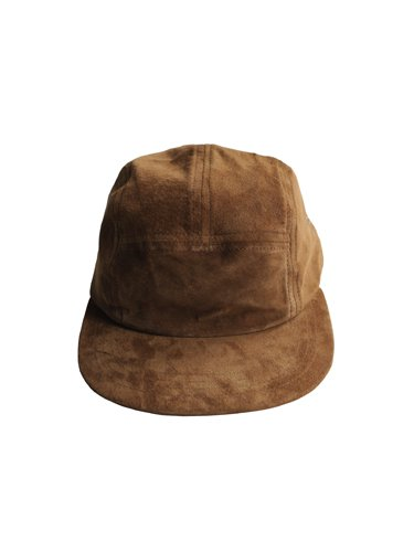【Hender Scheme】WATER PROOF PIG JET CAP (KHAKI BROWN)_1