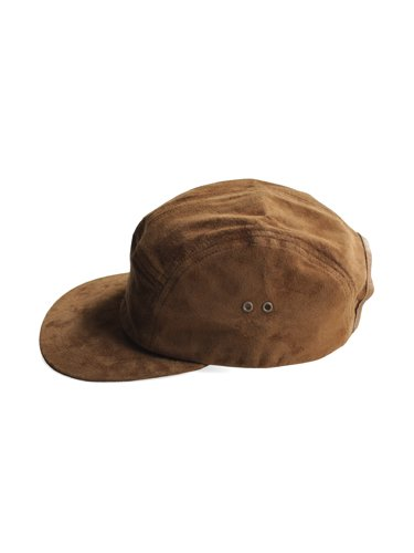 【Hender Scheme】WATER PROOF PIG JET CAP (KHAKI BROWN)_2