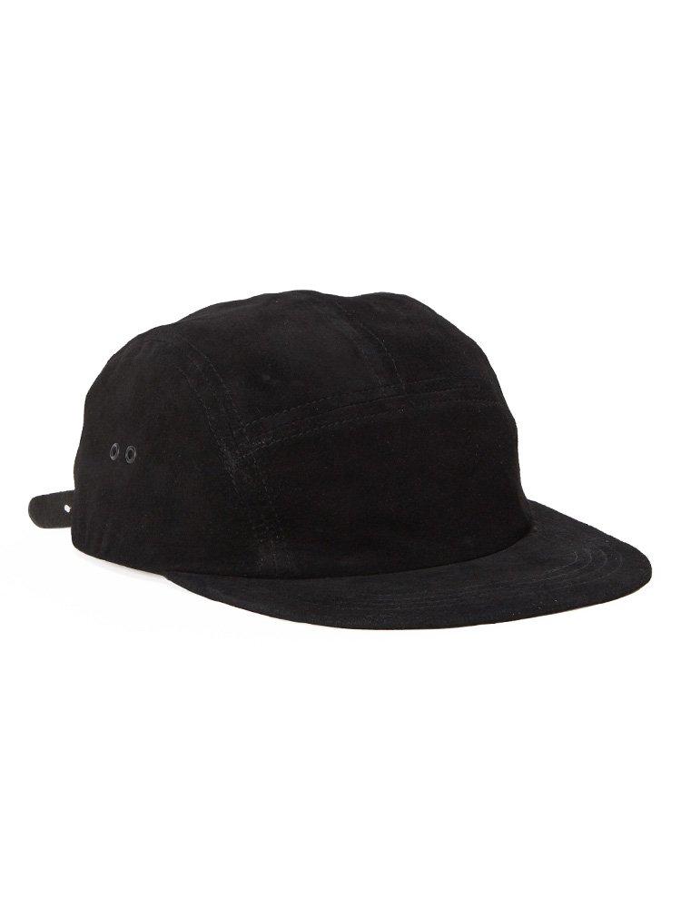 【Hender Scheme】WATER PROOF PIG JET CAP (BLACK)_main