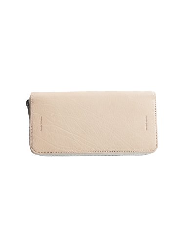 【Hender Scheme】LONG ZIP PURSE (NATURAL)_1