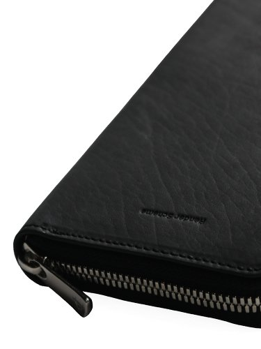 【Hender Scheme】LONG ZIP PURSE (BLACK)_2