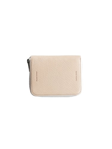 【Hender Scheme】SQUARE ZIP PURSE (NATURAL)_1