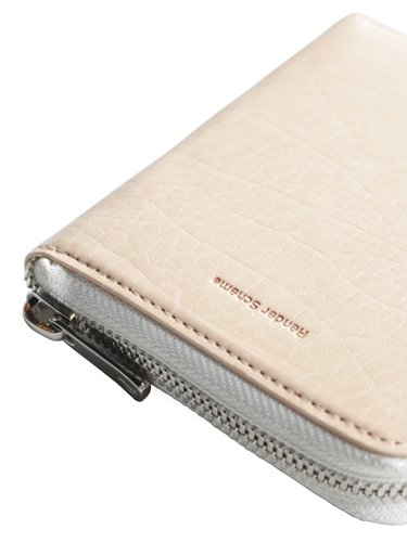 【Hender Scheme】SQUARE ZIP PURSE (NATURAL)_2