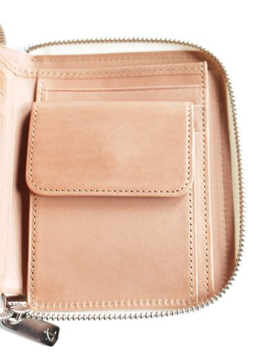 【Hender Scheme】SQUARE ZIP PURSE (NATURAL)_3