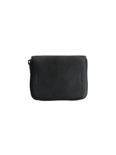【Hender Scheme】SQUARE ZIP PURSE (BLACK)_1