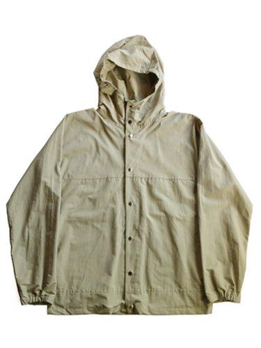 【YAECA men's】60/40 CLOTH HOOD SHIRT LONG (BEIGE)_main