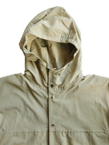 【YAECA men's】60/40 CLOTH HOOD SHIRT LONG (BEIGE)_1