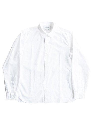 【YAECA men's】COMFORT SHIRT - STANDARD (WHITE)_main