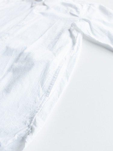 【YAECA men's】COMFORT SHIRT - STANDARD (WHITE)_2