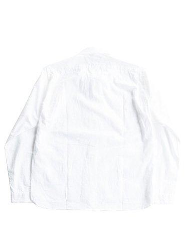 【YAECA men's】COMFORT SHIRT - STANDARD (WHITE)_3