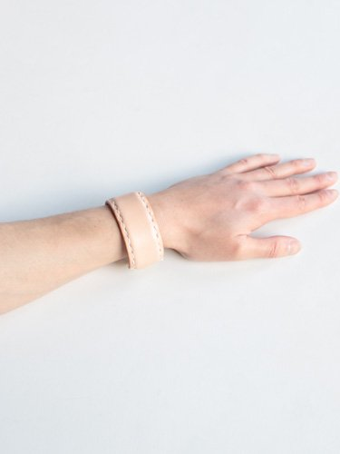 【Hender Scheme】NOT LYING JEWELRY BANGLE BRASS M (NATURAL)_3
