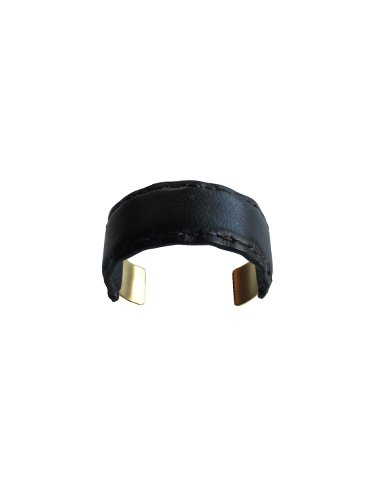 【Hender Scheme】NOT LYING JEWELRY BANGLE BRASS M (BLACK)_2