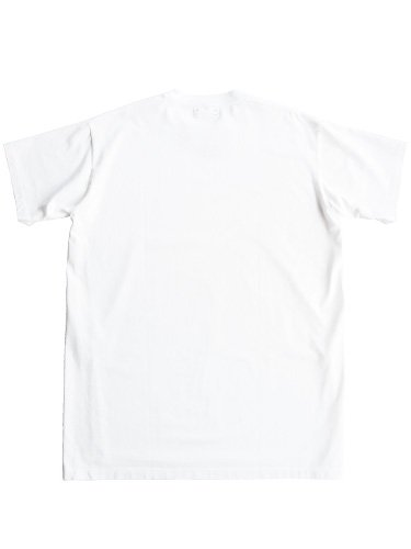 【unifil women's】DRY TOUCH COTTON JERSEY OVERSIZED TEE (WHITE)_2