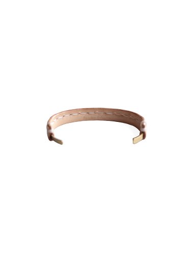 【Hender Scheme】NOT LYING JEWELRY BANGLE BRASS S (NATURAL)_2