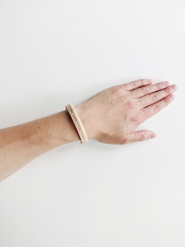 【Hender Scheme】NOT LYING JEWELRY BANGLE BRASS S (NATURAL)_3