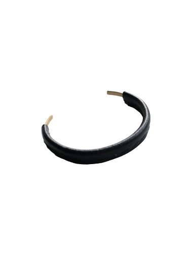 【Hender Scheme】NOT LYING JEWELRY BANGLE BRASS S (BLACK)_2