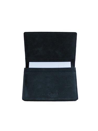 【ARTS&CRAFTS】CORDOVAN ACC / CARD CASE (BLACK)_2
