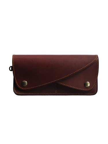 【ARTS&CRAFTS】ELBAMATT ACC / LONG WALLET (CHOCO)_main
