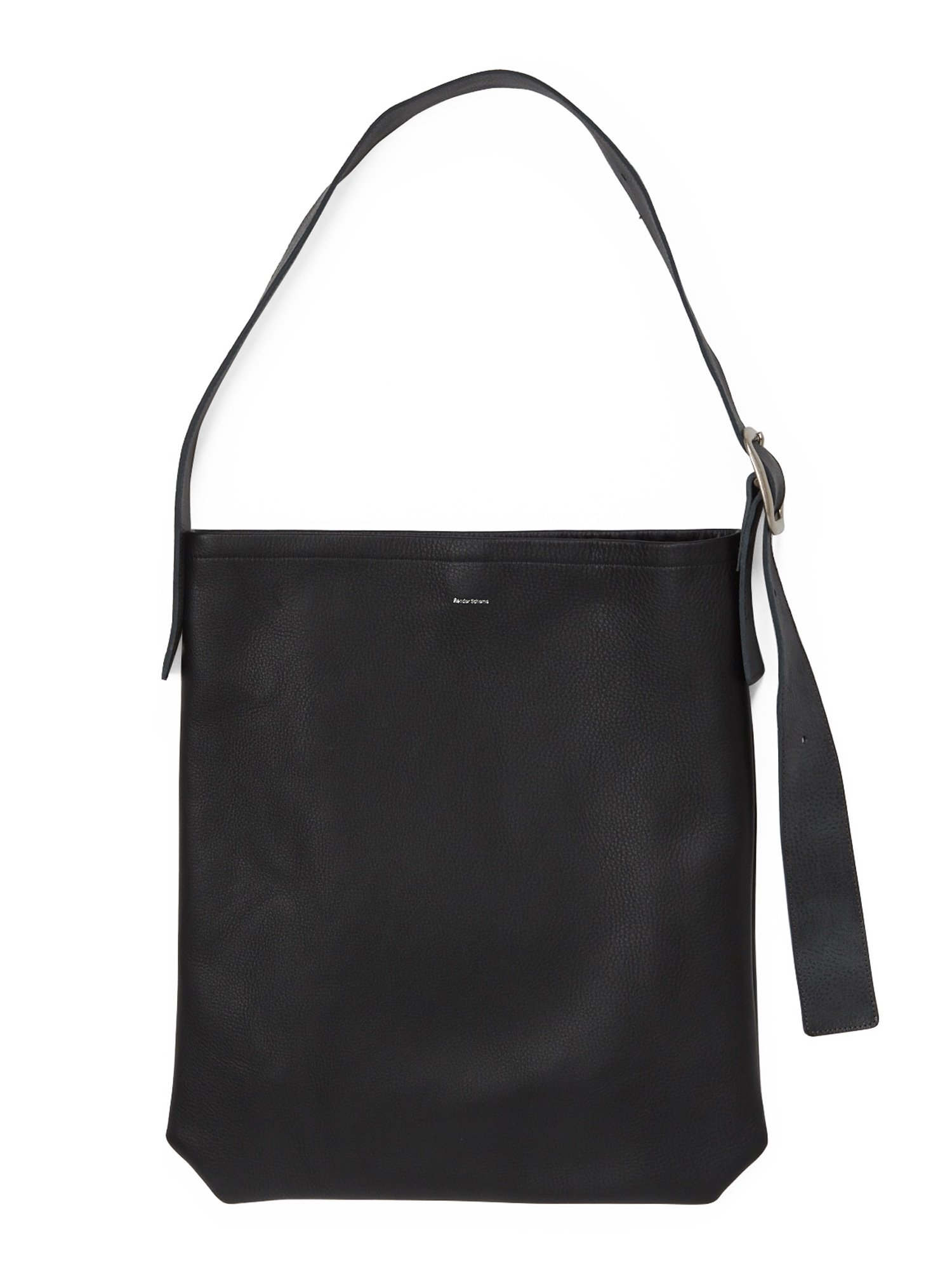 【Hender Scheme】ONE SIDE BELT BAG (BLACK)_1
