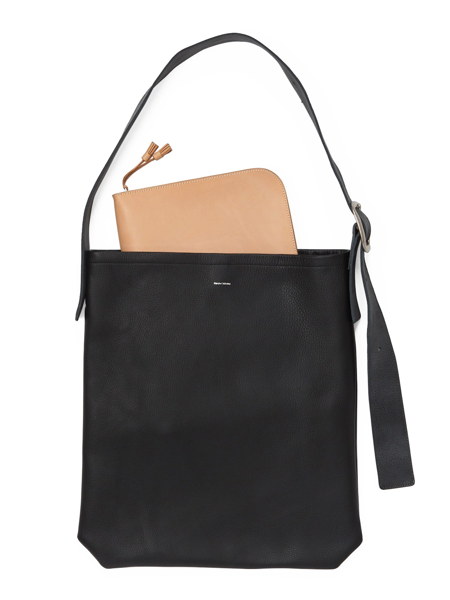 【Hender Scheme】ONE SIDE BELT BAG (BLACK)_2