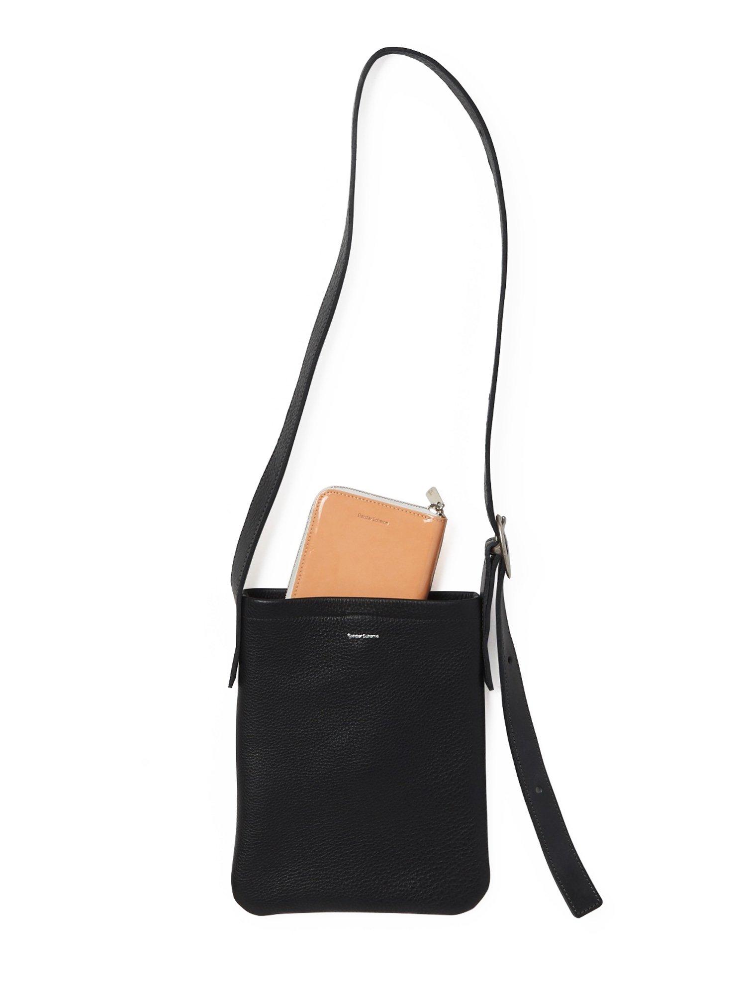 【Hender Scheme】ONE SIDE BELT BAG SMALL (BLACK)_1