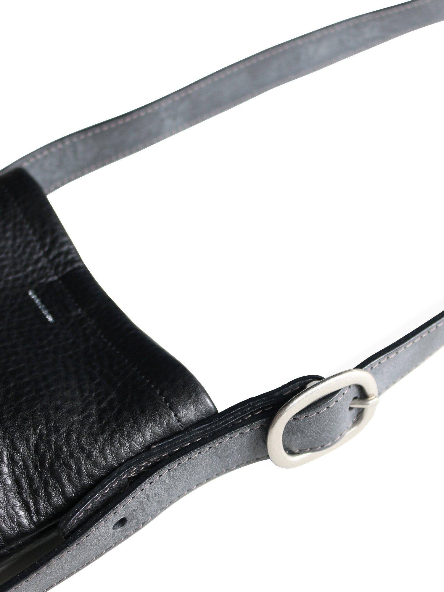 【Hender Scheme】ONE SIDE BELT BAG SMALL (BLACK)_3