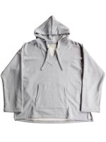 【MexiPa】SWEAT MEXICAN PARKER (GRAY)