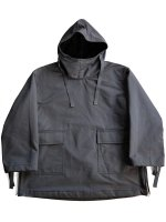【Graphpaper men's】DOUBLE FACE TWILL ANORAK (C.GRAY)