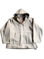 【MexiPa】COTTON GABARDINE MEXICAN PARKER (BEIGE)