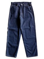 【Graphpaper】DENIM FIVE POCKET PANTS (INDIGO)