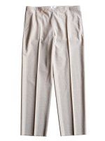 【HERILL】TROPICAL WASHER EASY PANTS (BEIGE)