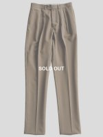 【NEAT】MAX CANVAS TAPERED (TAUPE)