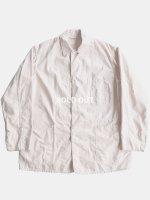 【COMOLI】ヨリ杢コットンワークジャケット (SAND PINK)