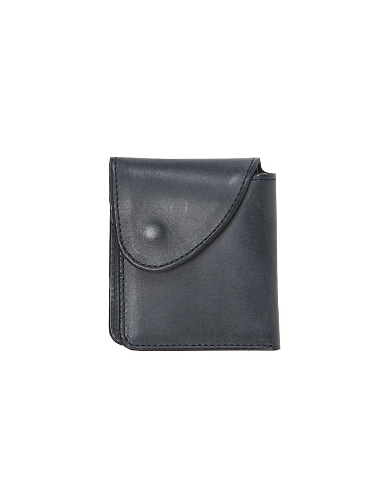 【Hender Scheme】WALLET (NAVY)_main