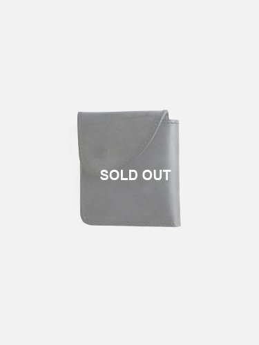 【Hender Scheme】WALLET (BLACK)_main