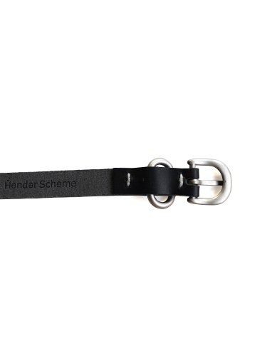 【Hender Scheme】TAIL BELT (BLACK)_2