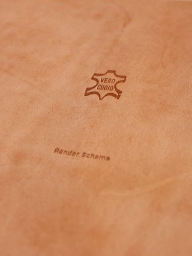 【Hender Scheme】MOUSE PAD (NATURAL)_2