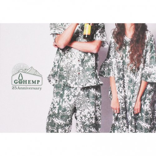 GOHEMP ( ゴーヘンプ ) 2019 SPRING&SUMMER COLLECTION カタログ